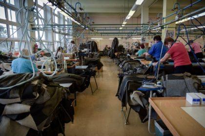 Odeva Lipany - Výrobný proces