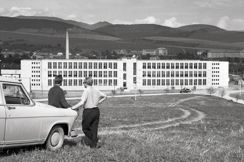 9. september 1965, Otvorenie odevného závodu v Lipanoch